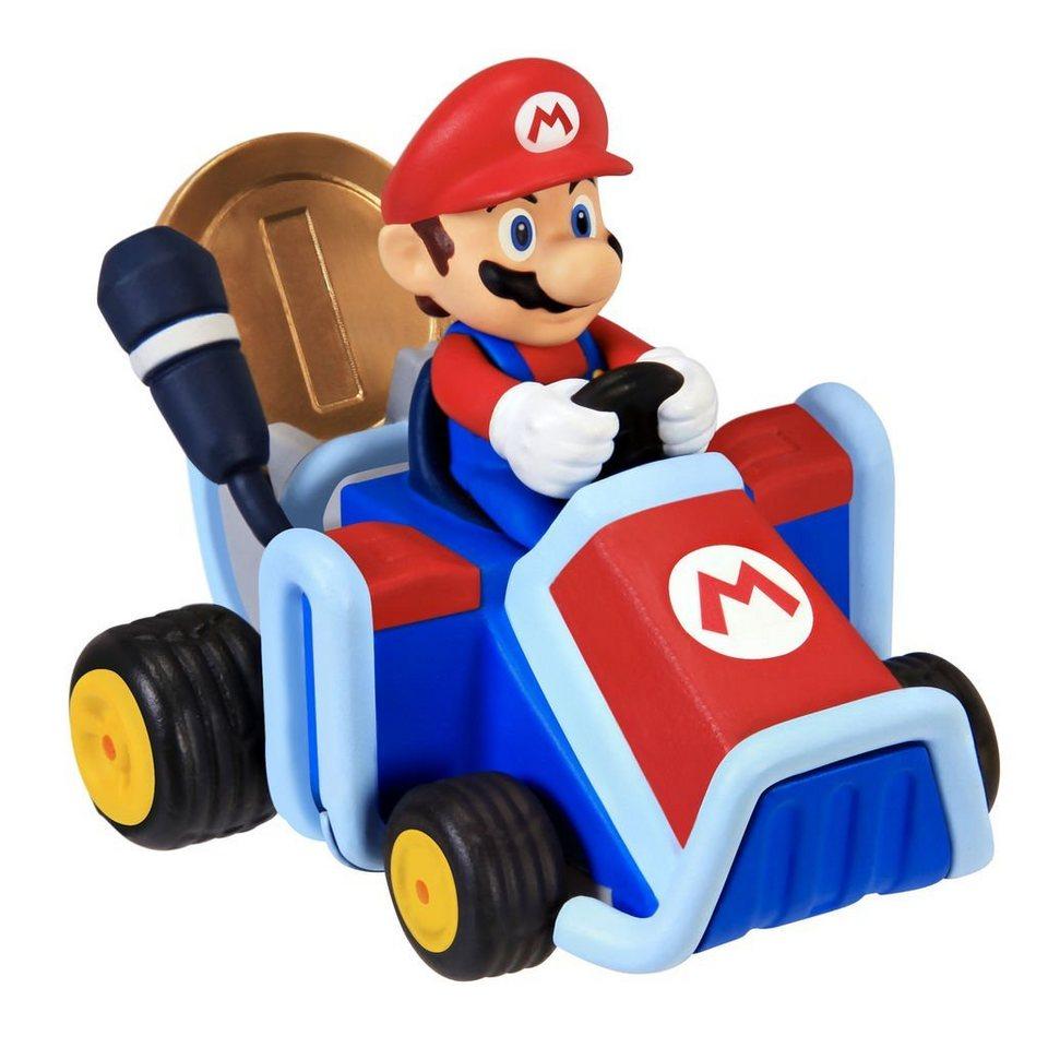 Jakks Pacific Spielwaren »Nintendo Super Mario Coin Racers W1 - Mario«