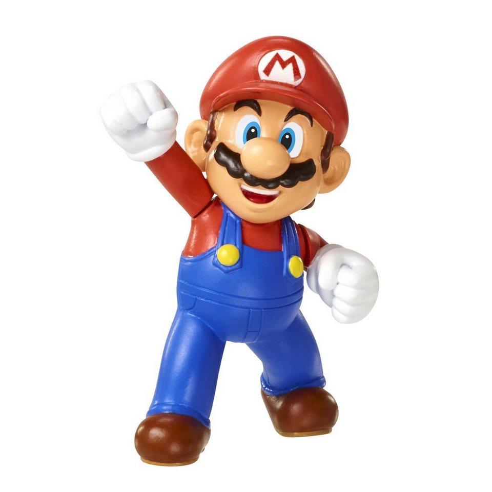 Jakks Pacific Spielwaren »Nintendo Mini Figur (6cm) W3 - Mario«