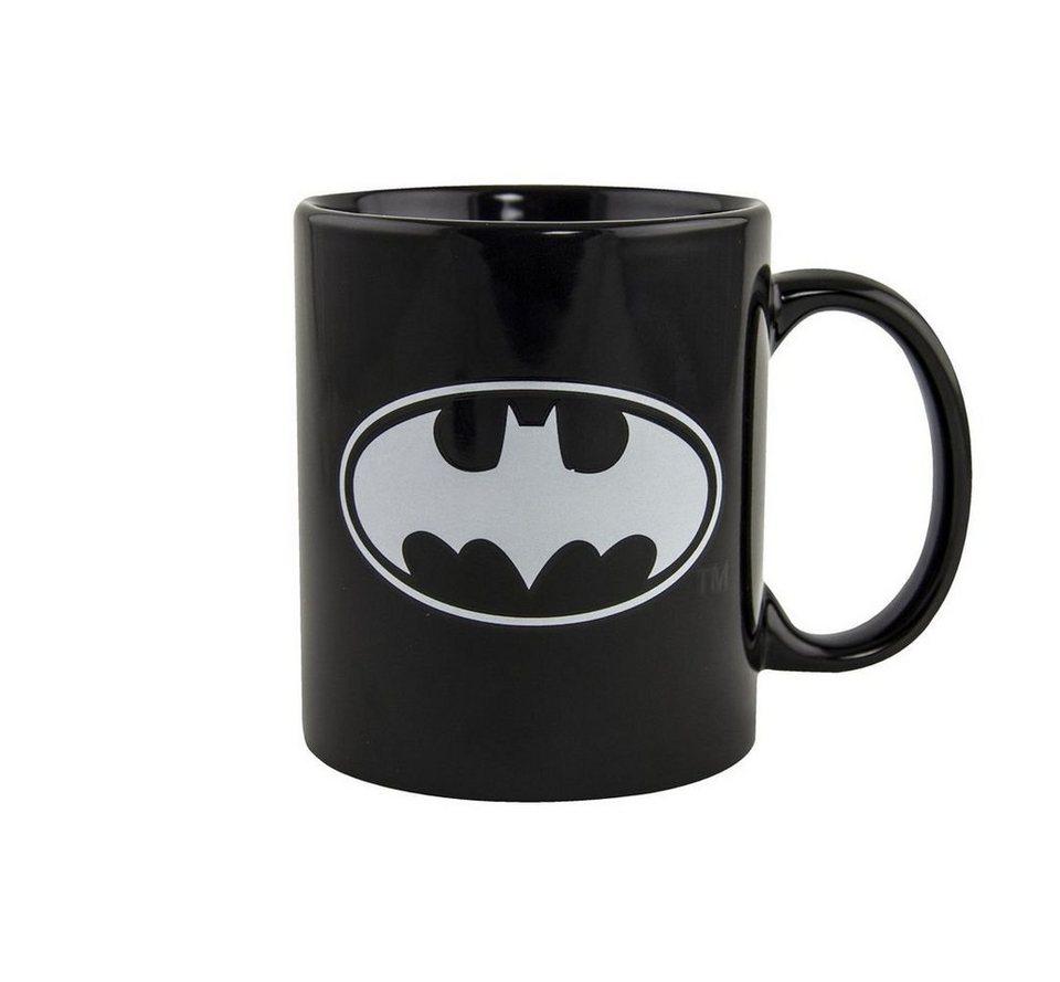 Paladone Fanartikel »Batman Becher - leuchtet im Dunkeln«