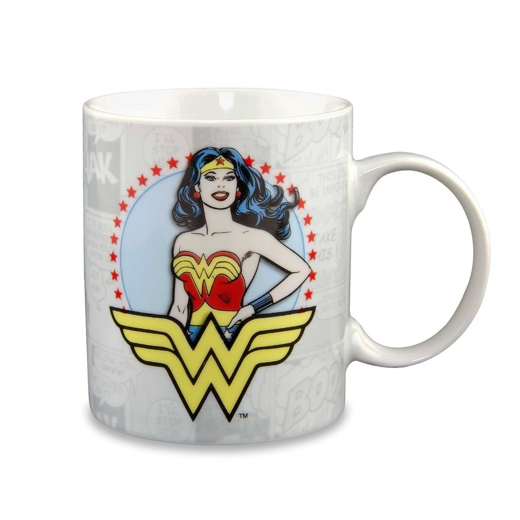 Paladone Fanartikel »Wonder Woman Becher«