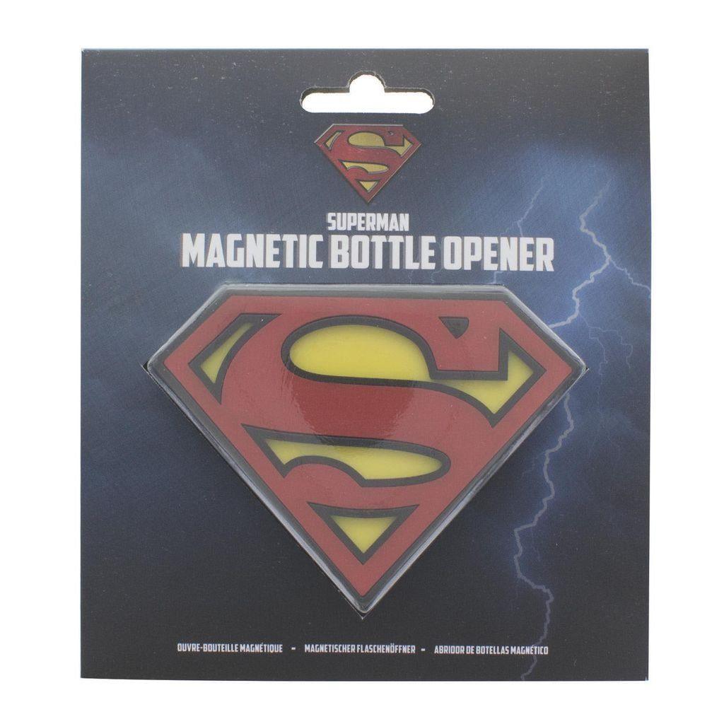 Paladone Fanartikel »Superman magnetischer Flaschenöffner«