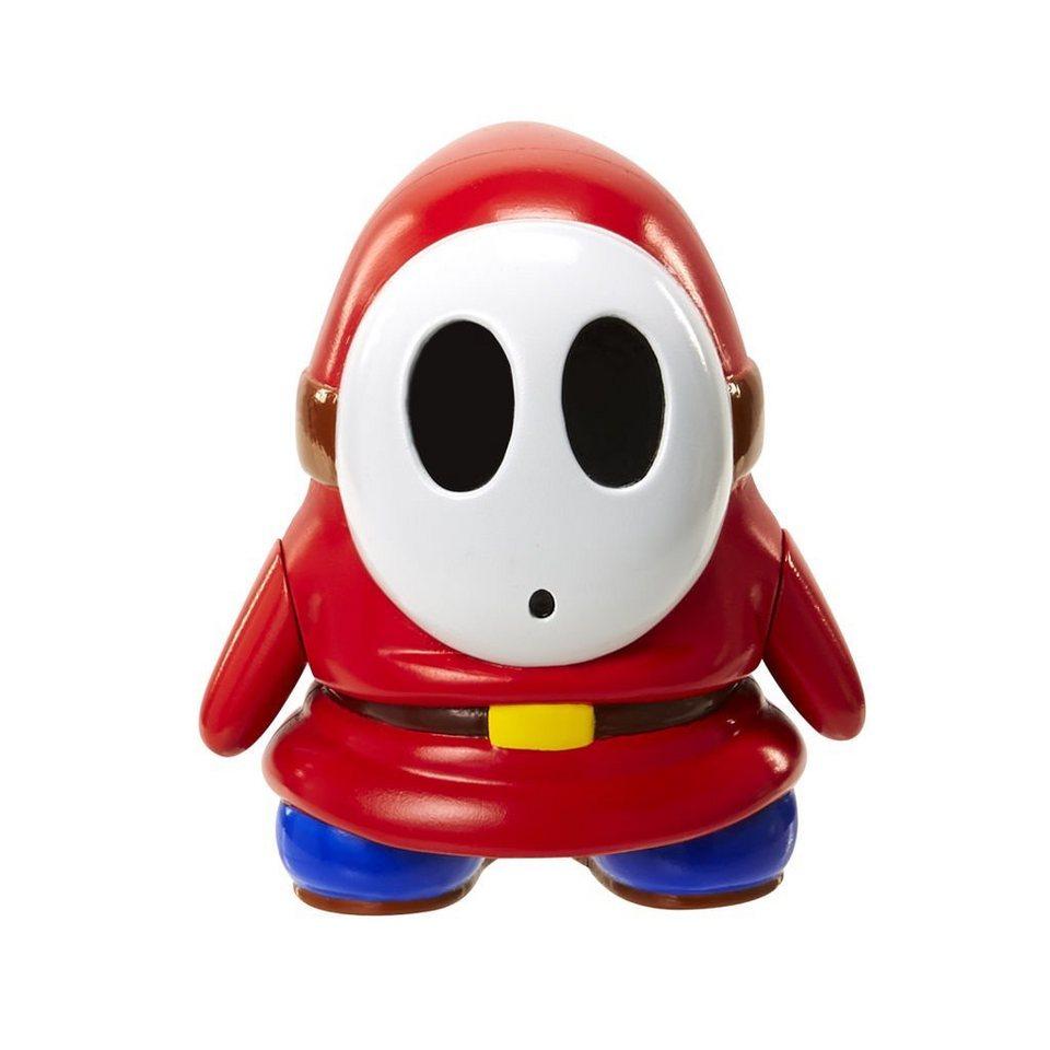 Jakks Pacific Spielwaren »Nintendo Figur (10cm) W4 - Shy Guy mit Coin«