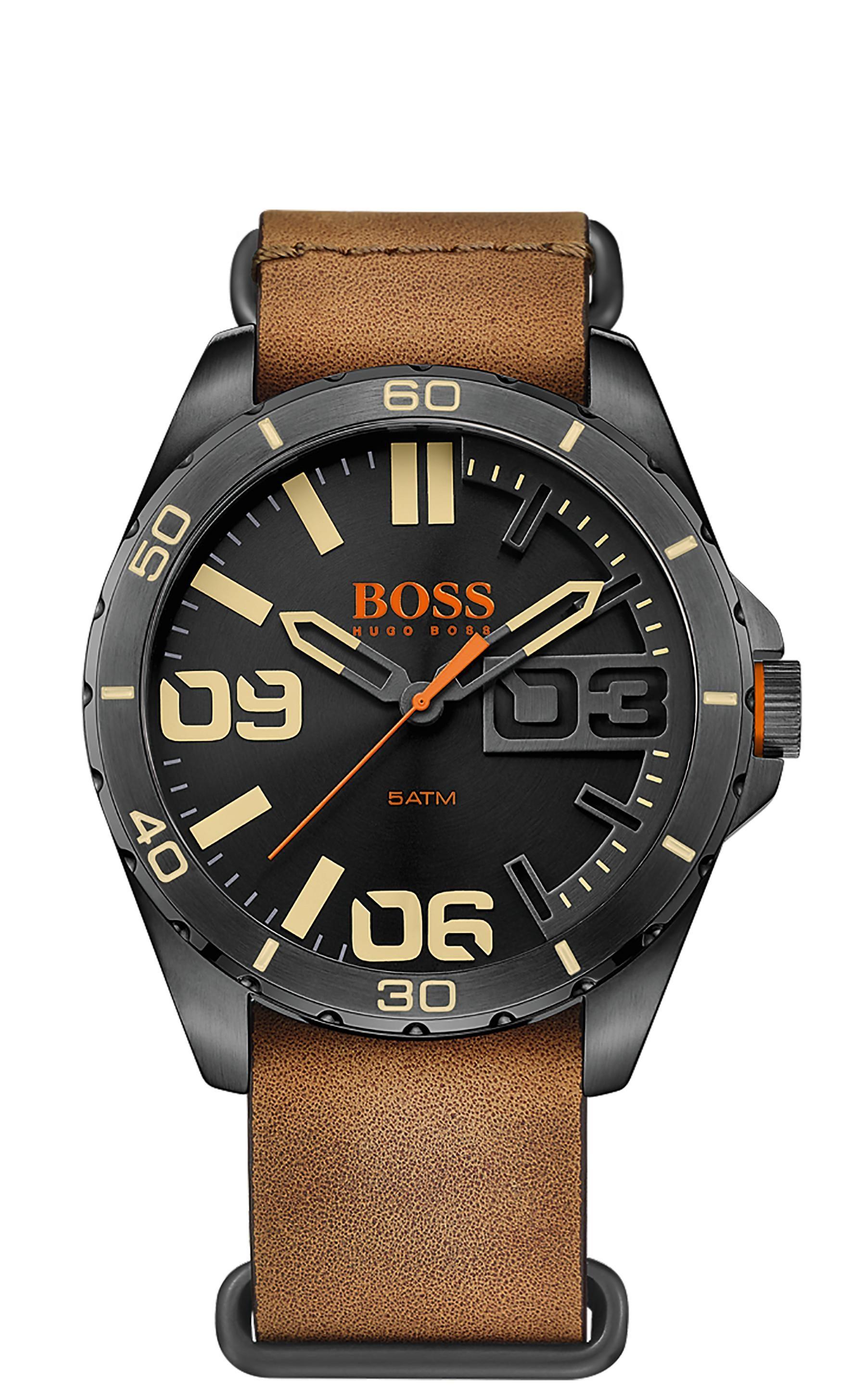 Boss Orange Quarzuhr »BERLIN, 1513316«