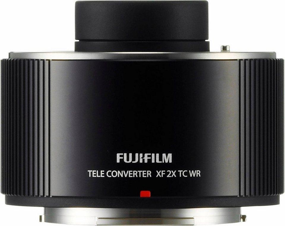 FUJIFILM XF 2.0x TC WR Telekonverter in schwarz