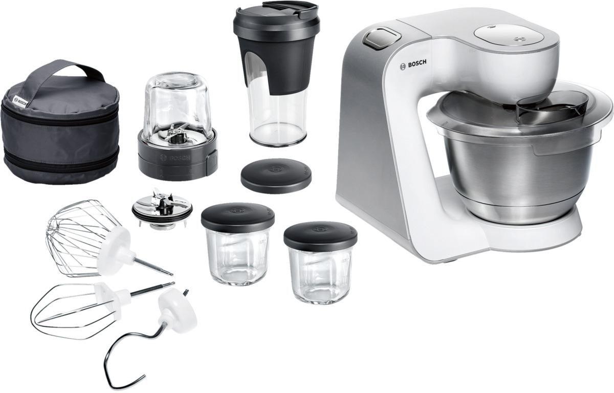 Bosch Küchenmaschine »Styline MUM54211«, 3,9 Liter, 900 Watt, Kunststoff