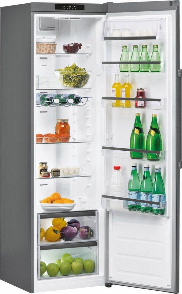 Bauknecht Kühlschrank KR 19G4 A2+ IN, A++, 187,5 cm in edelstahl