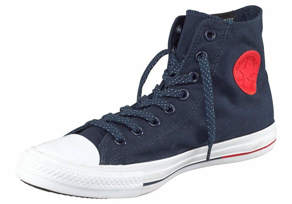 Converse »Chuck Taylor All Star Shield Canvas« Sneaker in rauchblau