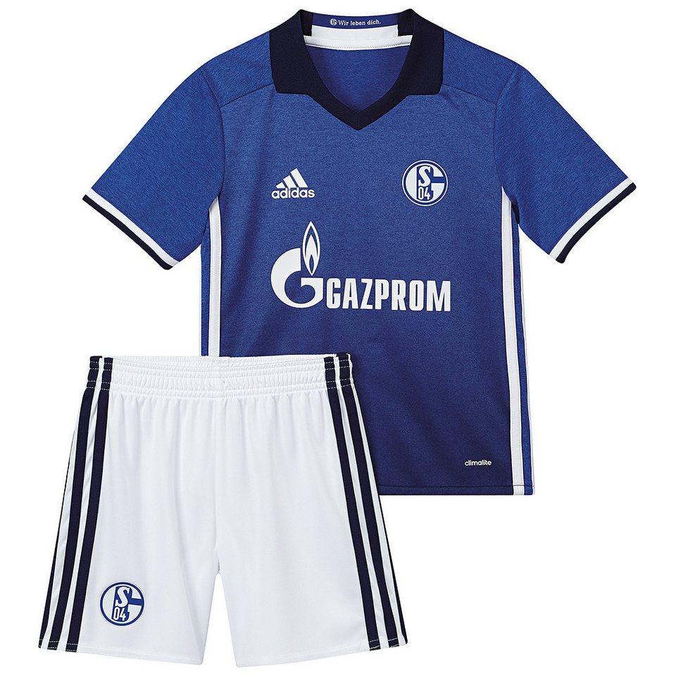 adidas Performance FC Schalke 04 Minikit »Home 2017« in blau