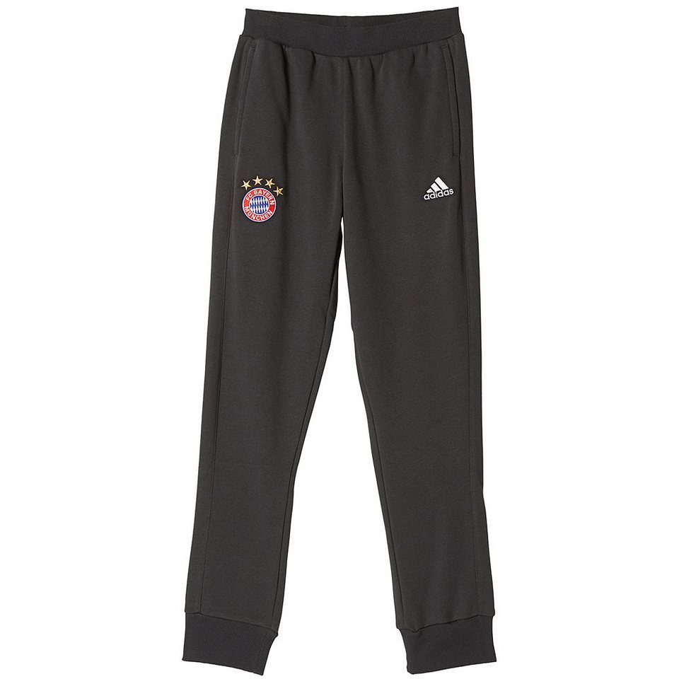 adidas Performance FC Bayern »Sweat Hose« in grau