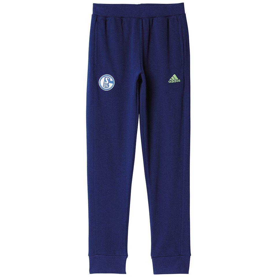 adidas Performance FC Schalke 04 »Sweat Hose« in blau
