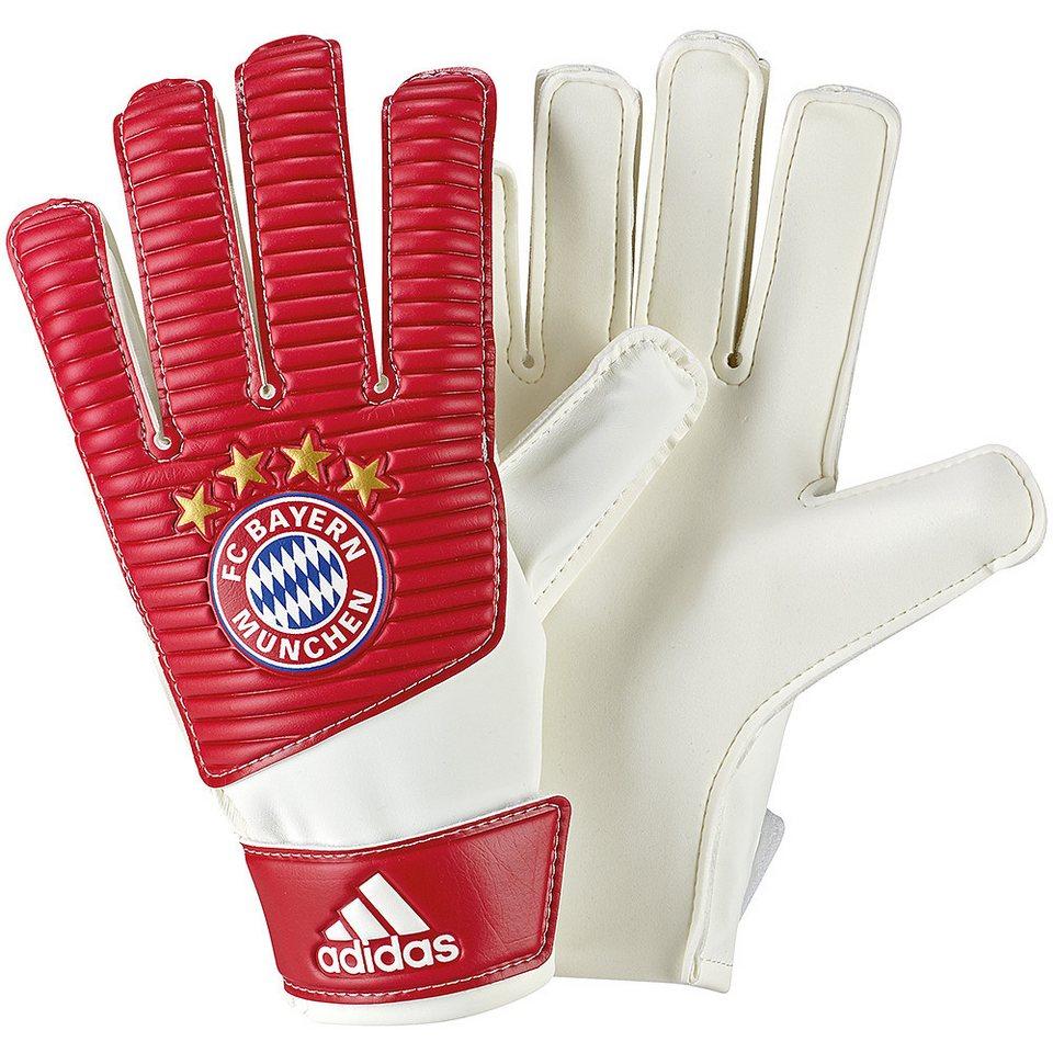 adidas Performance Performance FC Bayern »Torwarthandschuhe« in rot