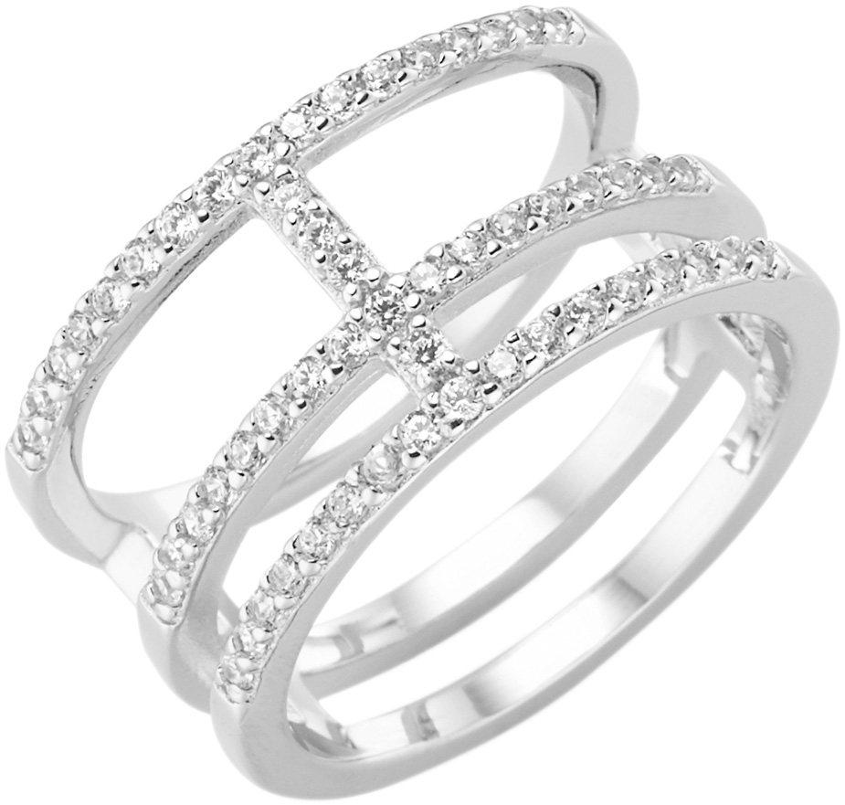 GIORGIO MARTELLO MILANO Ring, mit Zirkonia, »195099593000« in silber 925
