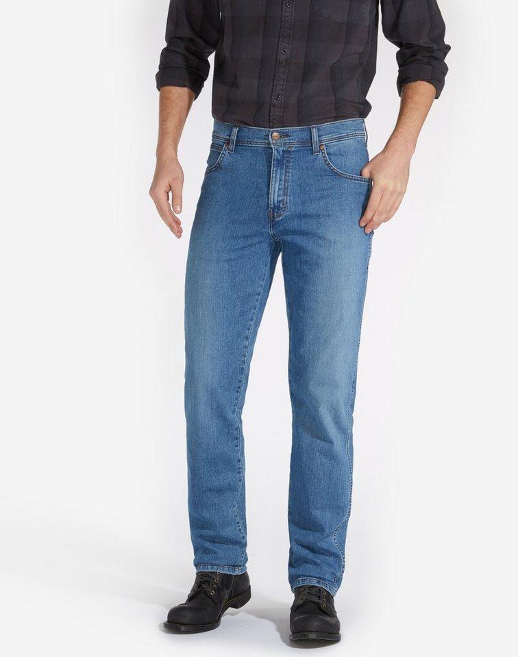 Wrangler Jeans »Texas Stretch« in Piece Of Cake