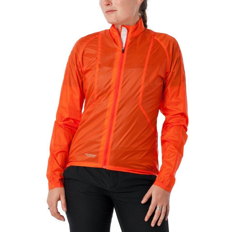 Giro Radjacke »Wind Jacket Women« in rot