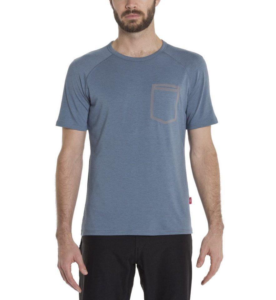 Giro T-Shirt »Mobility Crew T-Shirt Men« in blau