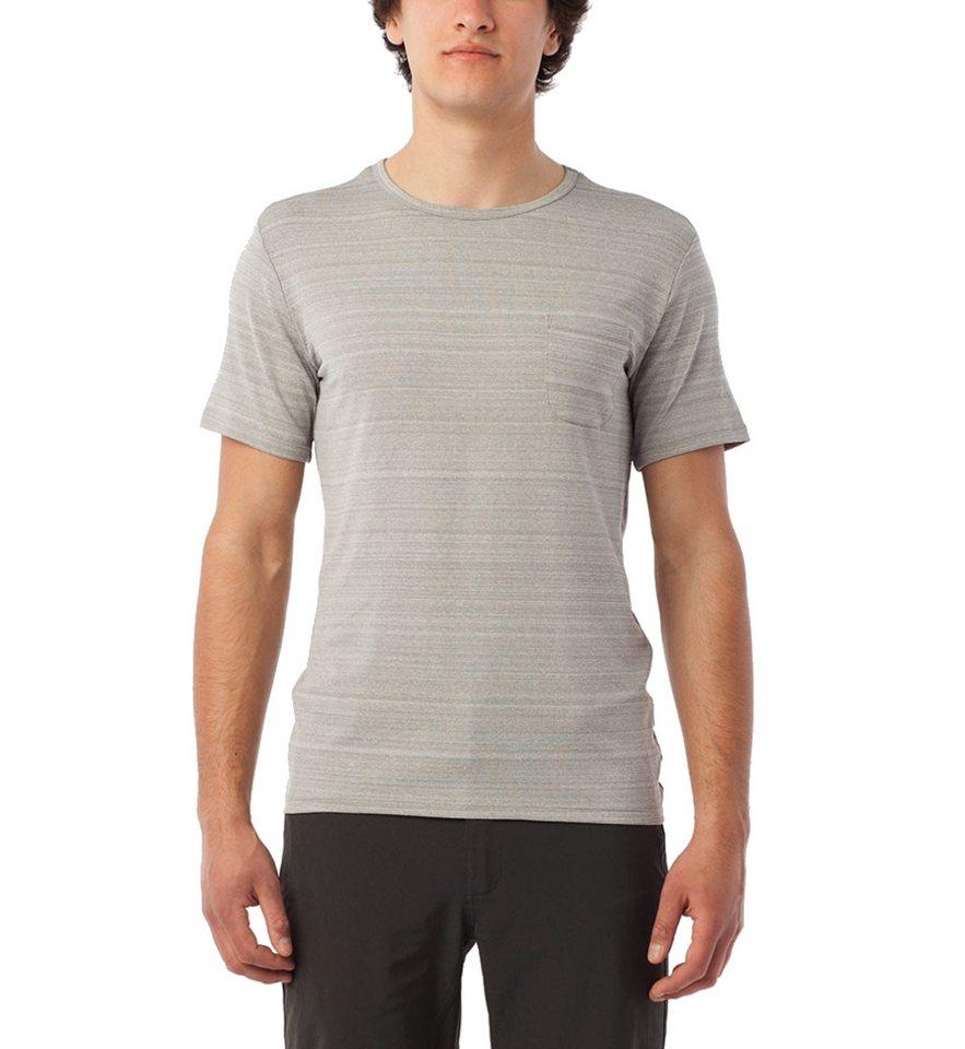 Giro T-Shirt »Mobility Stretch Crew T-Shirt Men« in grau