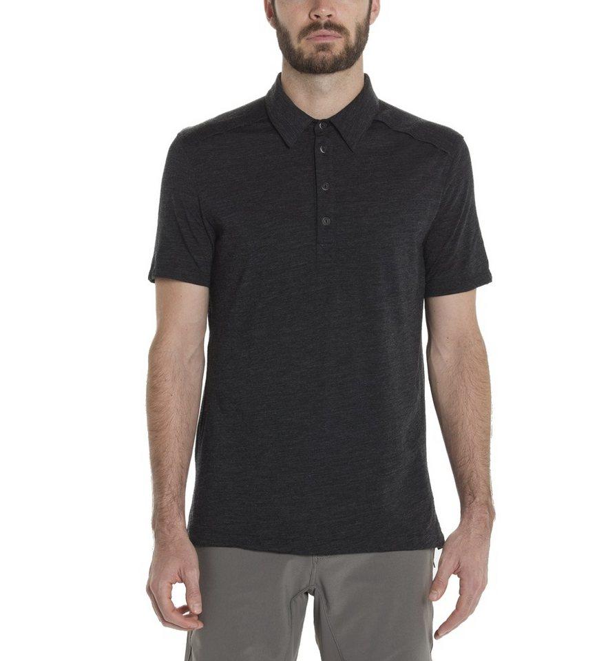 Giro T-Shirt »Merino Polo Shirt Men« in schwarz