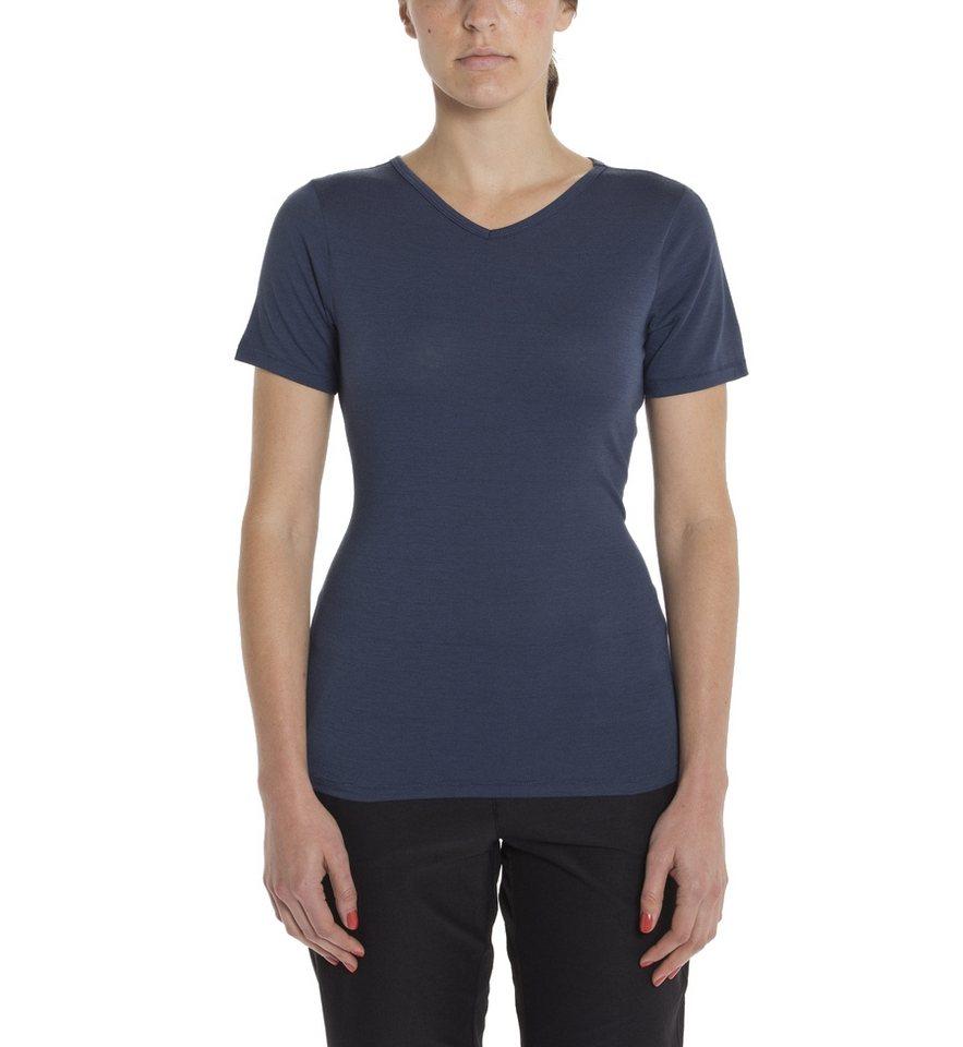Giro T-Shirt »Mobility T-Shirt Women V-Neck« in blau