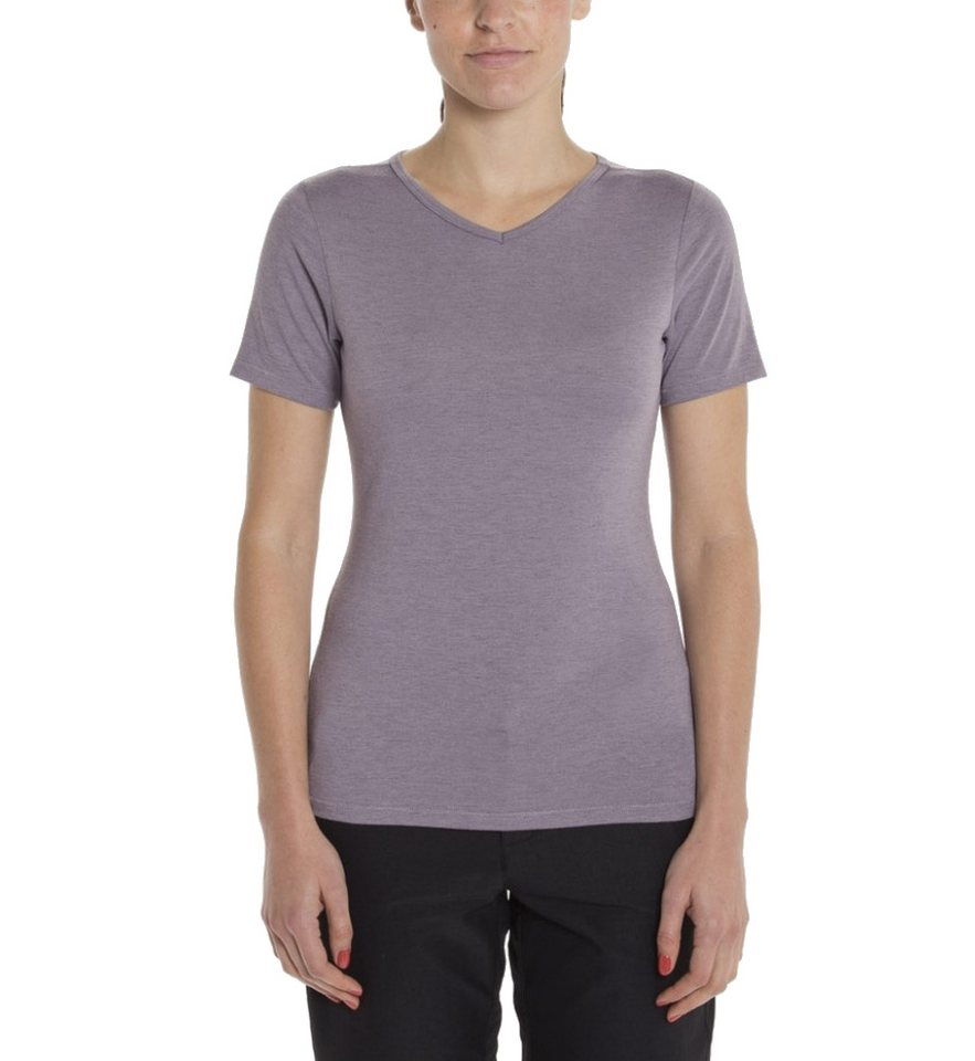 Giro T-Shirt »Mobility T-Shirt Women V-Neck« in lila