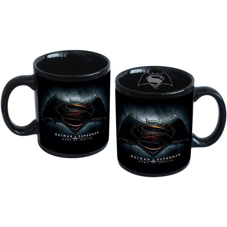 JOY TOY Keramiktasse Batman vs. Superman