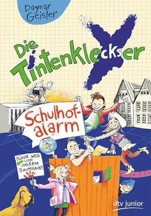 Gebundenes Buch »Schulhofalarm / Die Tintenkleckser Bd.2«