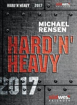 Kalender »Hard'n'Heavy 2017 Abreißkalender«