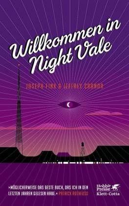 Gebundenes Buch »Willkommen in Night Vale«