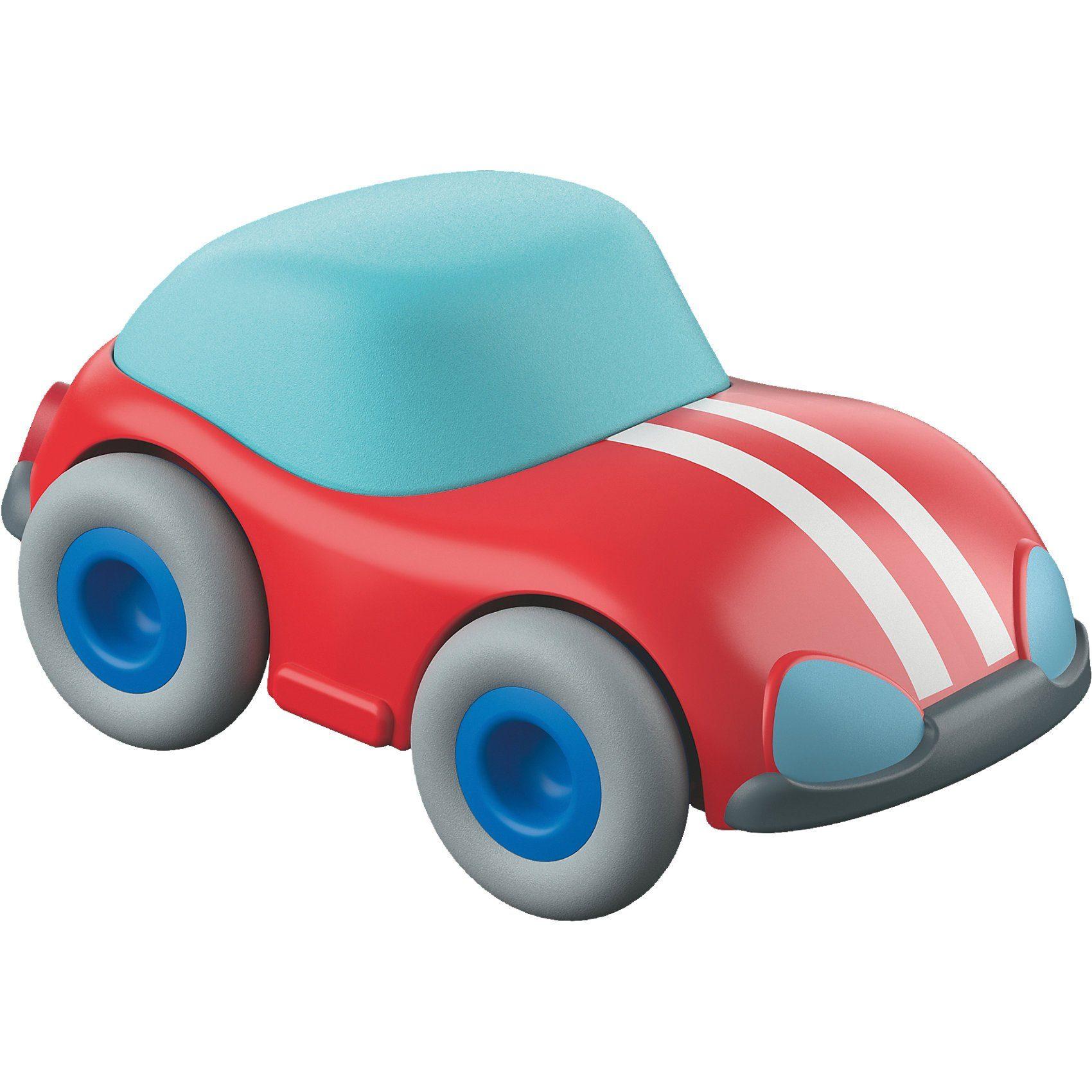 Haba Kullerbü Fahrzeug Roter Flitzer