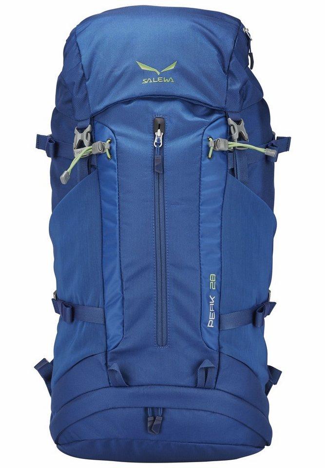 Salewa Sport- und Freizeittasche »Peak 28 Backpack« in blau