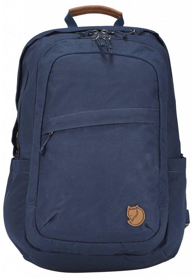 Fjällräven Sport- und Freizeittasche »Räven 28 Daypack« in blau