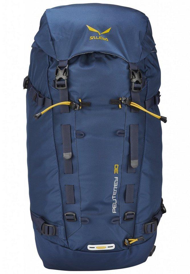 Salewa Sport- und Freizeittasche »Peutery 30 Backpack« in blau
