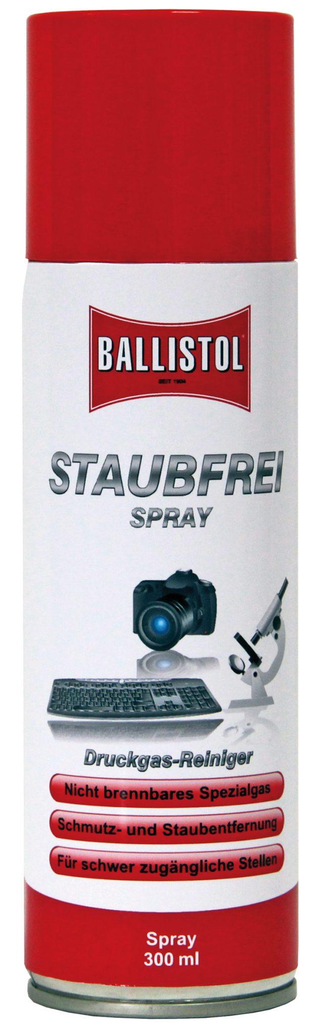 Ballistol Reinigungsmittel »Staubfrei Druckspray 300ml«