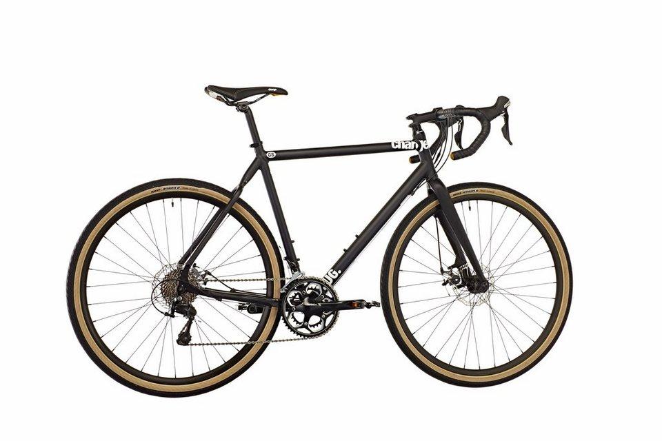 Charge Fahrrad »Plug 4« in schwarz