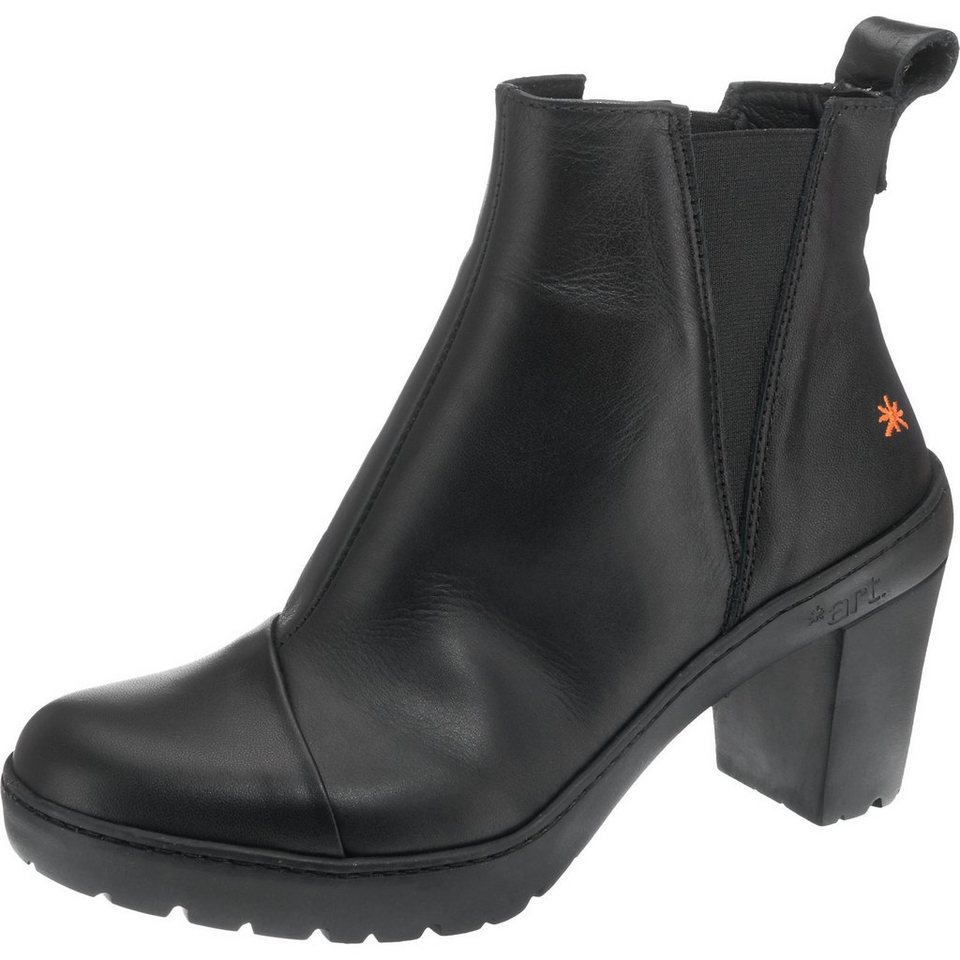 *art * Travel Stiefeletten in schwarz