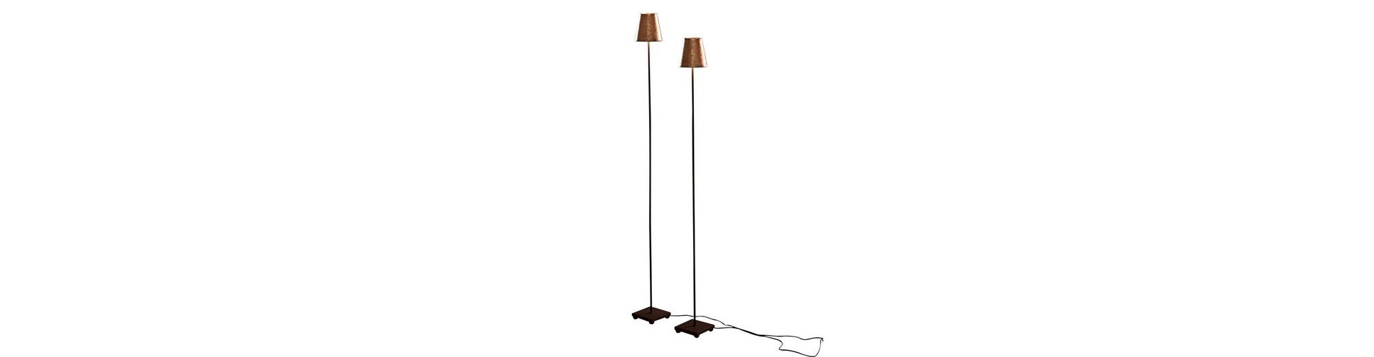 Loberon Stehlampe 2er-Set »Tacoma«