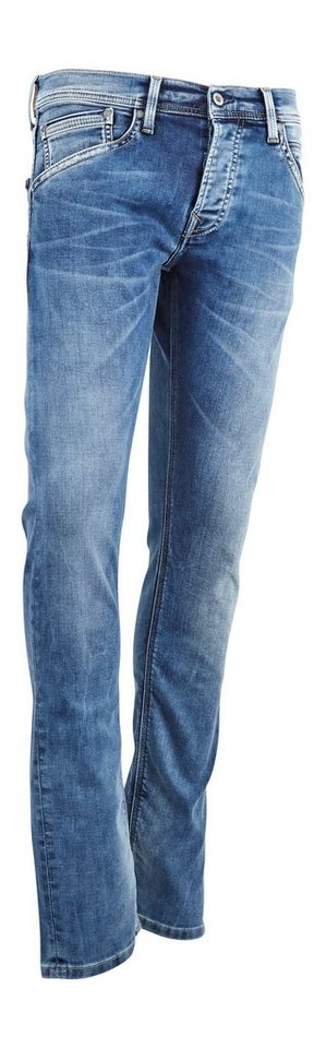 Pepe Jeans Jeans »TRACK REGULAR« in Denim, blau