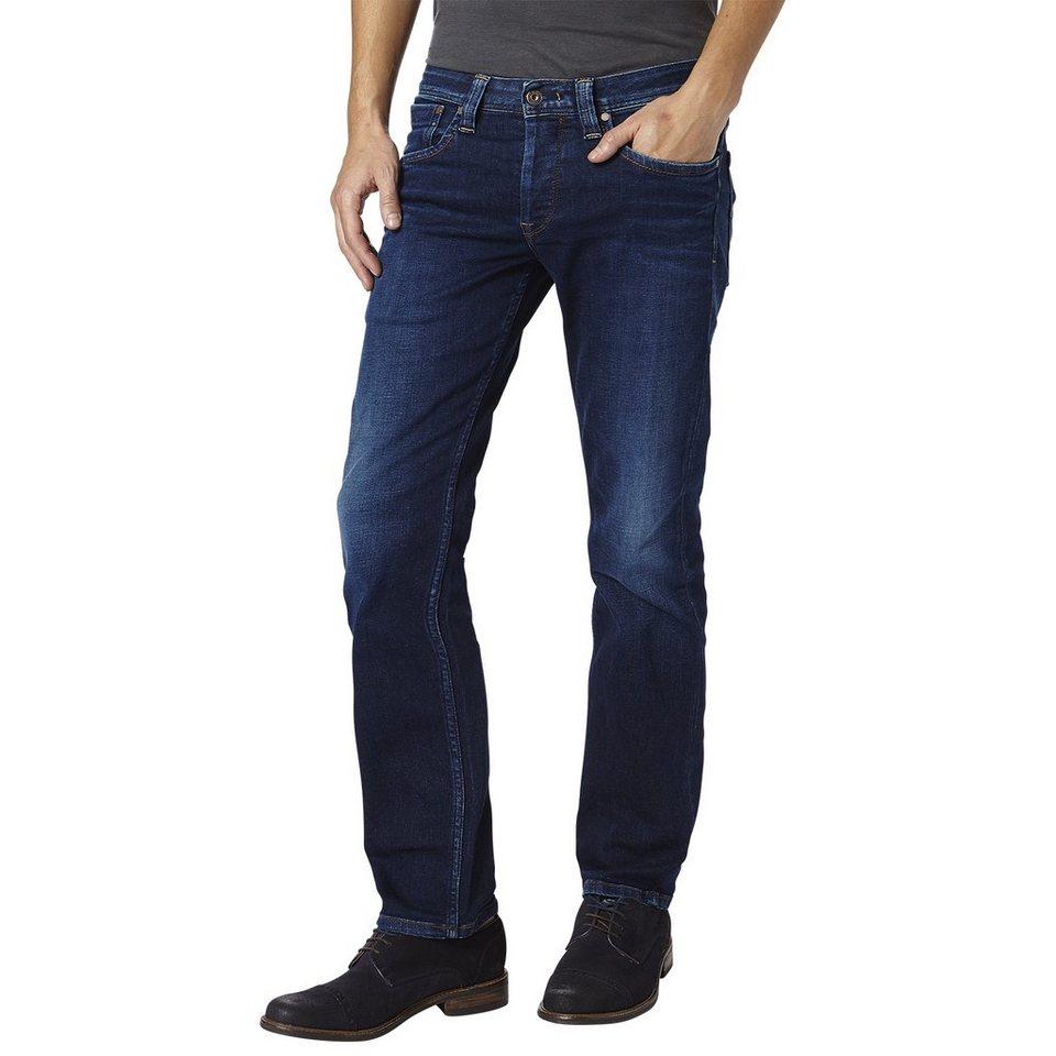 Pepe Jeans Jeans »KINGSTON ZIP« in Denim, blau