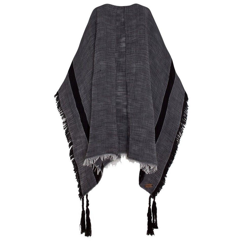 Pepe Jeans Schal »FERDY PONCHO« in schwarz