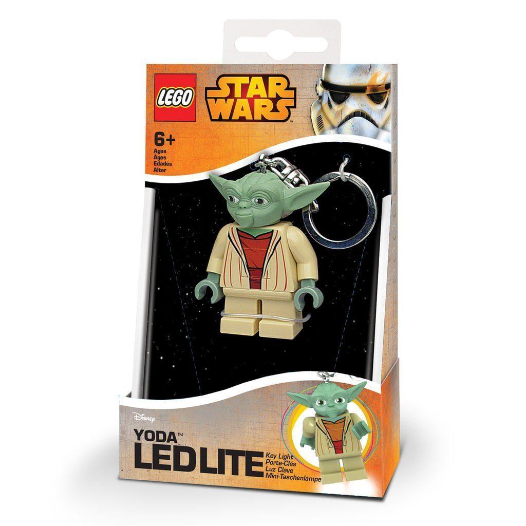 Lego Spielwaren »LEGO Star Wars - Yoda Minitaschenlampe «