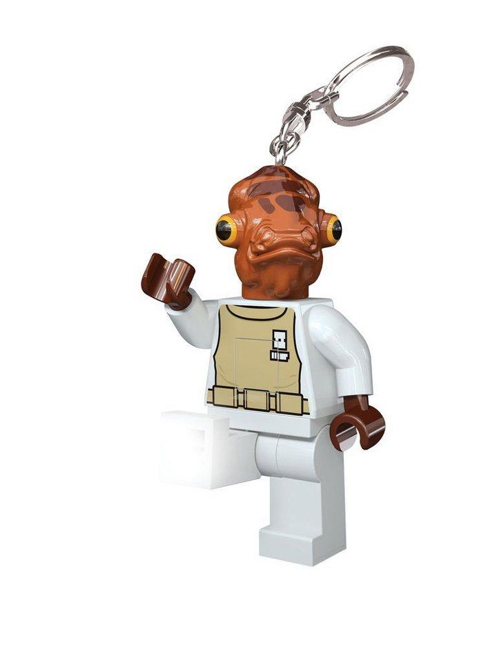 Lego Spielwaren »LEGO Star Wars - Admiral Ackbar Minitaschenlampe «