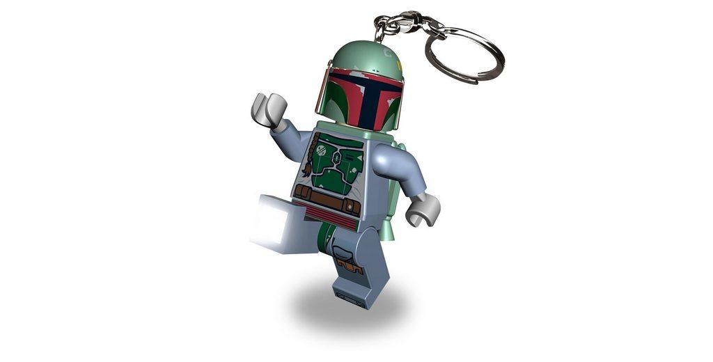 Lego Spielwaren »LEGO Star Wars - Boba Fett Minitaschenlampe «
