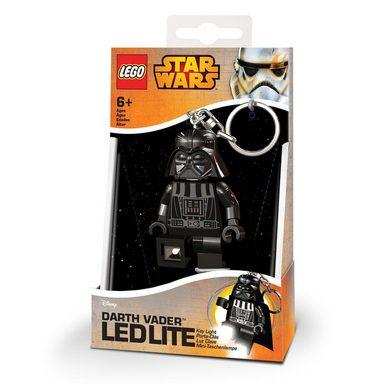 Lego Fanartikel »LEGO Star Wars - Darth Vader Minitaschenlampe «
