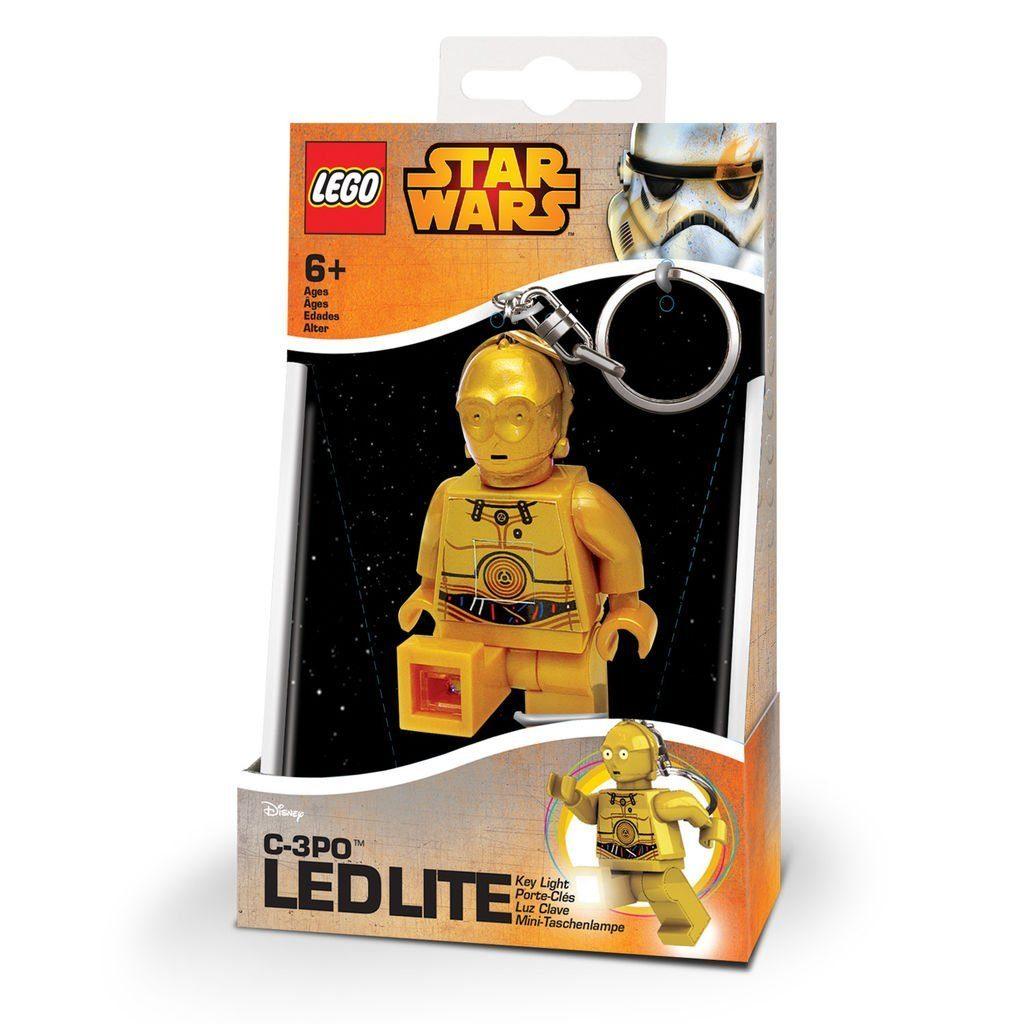 Lego Spielwaren »LEGO Star Wars - C3PO Minitaschenlampe «