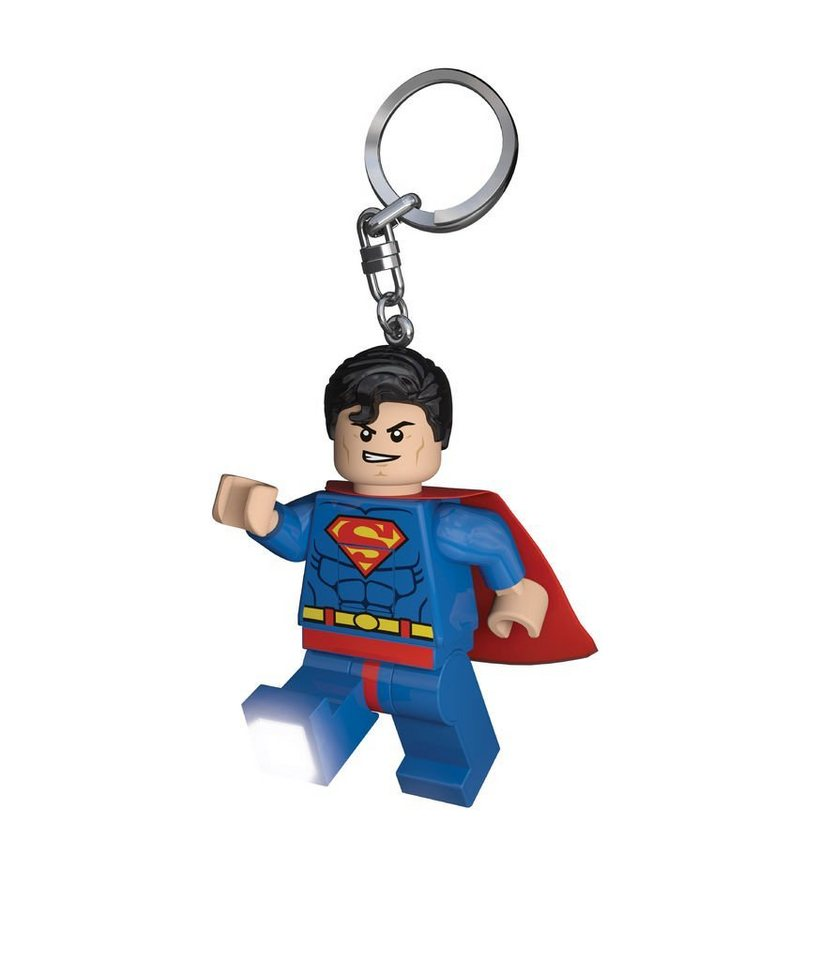 Lego Spielwaren »LEGO DC Super Heroes Superman Minitaschenlampe «