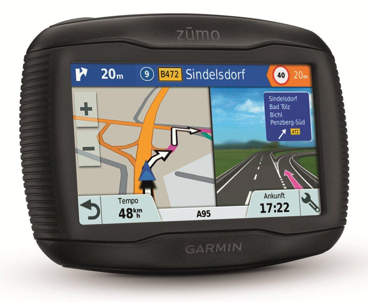 Garmin Motorrad-Navigationsgerät »Zumo 345 LM«