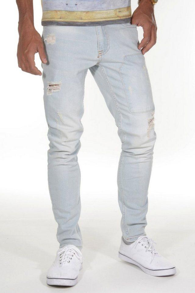 CATCH Jeans in hellblau