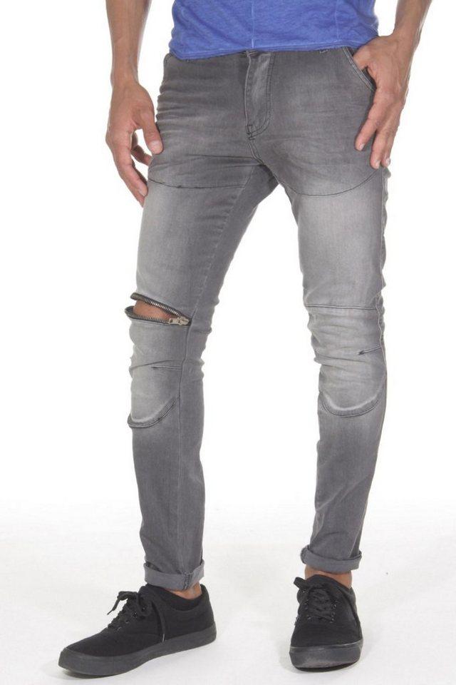 CATCH Jeans in grau