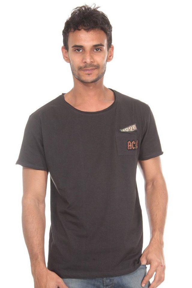 CATCH T-Shirt in anthrazit
