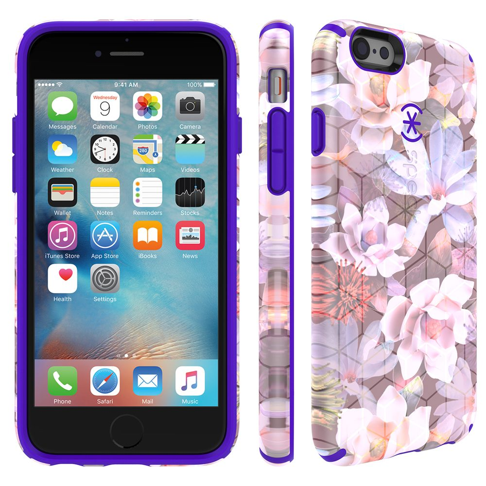 """Speck HardCase »CandyShell Inked iPhone (6/6S) 4.7"""" FROSTED FLORAL«"""