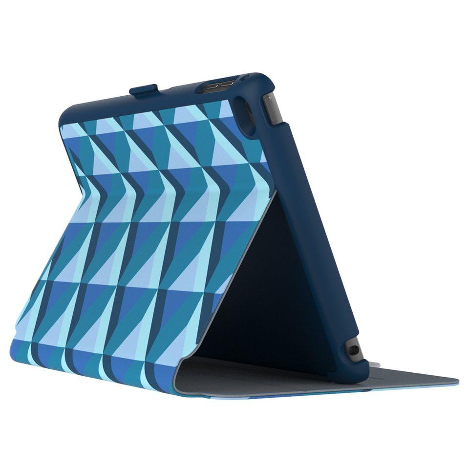 Speck HardCase »StyleFolio iPad mini (4) PLAYA GEO BLUEBERRY/DOLPH« in mehrfarbig